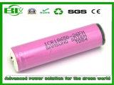 Batteria di vendita globale dello Li-ione di Samsung 26f Icr18650 2600mAh 3.7V per la carriola elettrica