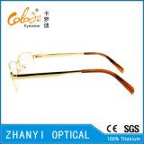 Стекел Eyeglass Eyewear высокого качества рамка Semi-Rimless Titanium оптически (8401)