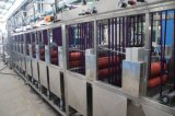 4lines Luggage&Bag schnallt kontinuierliche Färbungsmaschine mit 12 Becken um