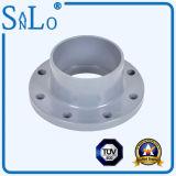 Aperçu gratuit d'ajustage de précision de pipe de bride de plot de l'ajustage de précision de pipe de PVC de Chine