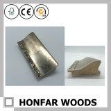 Königliches Art-Silber-hölzerner Farbanstrich-Rahmen oder Foto-Rahmen