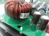 Регулятор индикации MPPT 50A LCD случая Fangpusun голубой померанцовый черный солнечный для системы 12V 24V 36V 48V