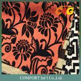 Flocagem de tecido Flock Farbic para cobertura de sofá (CIGD4BSF-0030)