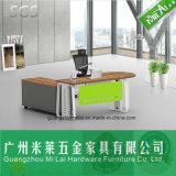 新しいモジュラー容易なアセンブルの金属のオフィス・コンピュータの机の家具