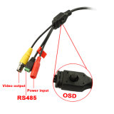 ソニーの低価格960p IRの弾丸CCTVの監視のHD-Ahdの保安用カメラ