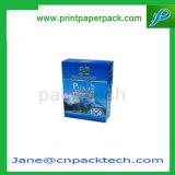주문 호의 E 플루트 CD/Dvd 테이프 LED 빛 ISO9001를 가진 포장 선물 상자