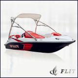 Barco desportivo de alta velocidade de 15FT e de fibra de vidro