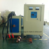 Máquina de aquecimento de aquecimento de indução de frequência média para tubo de aço