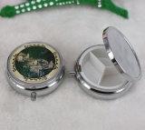 Коммерция рекламируя подарок - устроителя случая хранения микстуры снадобья шлицев портативная пишущая машинка 3 медицинский