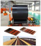 Плоского полиэфира Ep промышленные транспортера подпоясывать конвейерные резины Ep