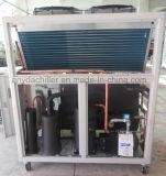 - 10c Luft abgekühlter Copeland Kompressor-niedrige Temperatur-Spiritus-Kühler