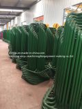 Transporteur de fil d'acier de base carrée de vert de sortie d'usine
