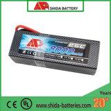 batterij van Auto's 8000mAh 7.4V de Navulbare RC