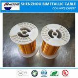 De Draad van China ECCA (de geëmailleerdee draad van het koper beklede aluminium)