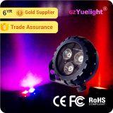 Stab-Tisch-Licht der LED-3 Farben-10W RGB hohen der Helligkeits-LED