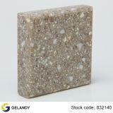 Surface solide acrylique Pure White de 300 couleurs pour comptoirs et dessus de bureau et dessus de toilette