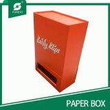 Caixa de papel de empacotamento da placa dura para o cabelo