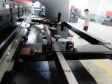 Dobladora plateada de metal del CNC de Underdrive de la hoja serva electrohidráulica Tr10030
