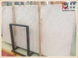 Слябы Венер естественного каменного строительного материала популярные белые мраморный для домашнего украшения