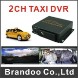 registrador móvel do táxi DVR do caminhão do barramento DVR SD do carro 128GB