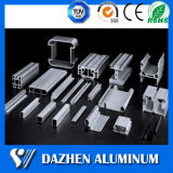 La mejor calidad 6063 de aluminio de extrusión de aluminio de perfil con varios colores
