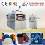Tazza di plastica controllata della gelatina del servomotore automatico che fa macchina (due-colonna)
