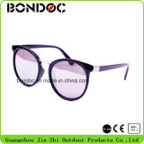 Vidros clássicos para óculos de sol do metal das mulheres