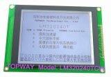 도표 320240C 파란 LCD 모듈