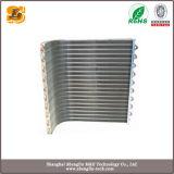Конденсатор AC охлаждать автомобиля/пользы дома топления установленный стеной