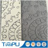 St-Tp50 250GSM 100% Poly Jacquard Colchão Ticking Fabric 240cm Largura