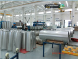 Vase Dewar moyen d'azote liquide de pression d'acier inoxydable de qualité