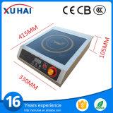 Fogão comercial portátil da indução da venda quente 220V 3500W