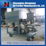 Machine de filtrage de pétrole de rebut de presse de plaque de série de la LY