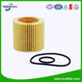 Filtre à huile de constructeur de filtre (04152-31090) pour des pièces d'auto de Toyota