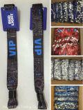 Nylon de NXP MIFARE DESFire EV2 2k/4k/8k RFID/Wristband tecido para o concerto