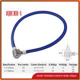 Fahrrad-Verschluss-Motorrad-Sicherheits-Kennwort-Verschluss der Farben-Jq8303-1 zwei