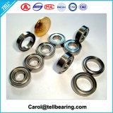 Rodamientos de bolas miniatura, piezas de Atuo, piezas de la motocicleta, rodamientos, precio de la fabricación