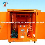 De mobiele Zuiveringsinstallatie van de Isolerende Olie van de Olie van de Olie van de Transformator van het Afval van het Type Diëlektrische (ZYM)