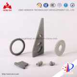 Silicium Nitride Bonded Silicon Carbide Produits structurels irréguliers pour l'industrie métallurgique