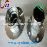 L'acciaio di forgia e lavorante galvanizza la flangia