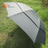 Doppelte Schicht-Golf Regenschirm-Luft gelüftet - Ys-G0006
