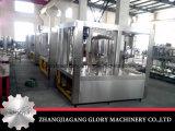 Linha de produção mineral automática da máquina do enchimento da água de frasco
