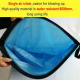 고품질 팽창식 콩 부대 공기 Lounger 휴대용 공기 로비