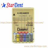 Dentsply 치과 Maillefer K 리머는 Endodontic 신청한다 (SD-F001D)