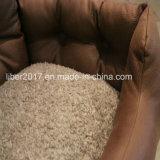 Роскошная кожаный софа кроватей собаки софы мебели любимчика на OEM автомобиля