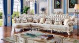 古典的な様式の木の寝室セット/ホテルの寝室の家具(9026)