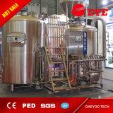 industrielle 3000L Bierbrauen-Geräten-Maschine für Fertigkeit