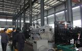Cummins motor de refrigeración de agua AC trifásico silente diesel generador