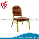 安いファブリック強いスタッキングの食事の椅子卸しで