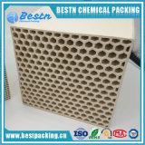 Panal de cerámica para purificar la emisión automotora